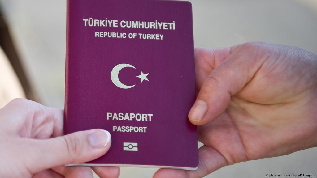 سؤالاتی متداول پیرامون گذرنامه ترکیه