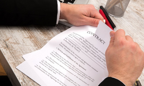 Termination of the contract in Turkey: What you must know