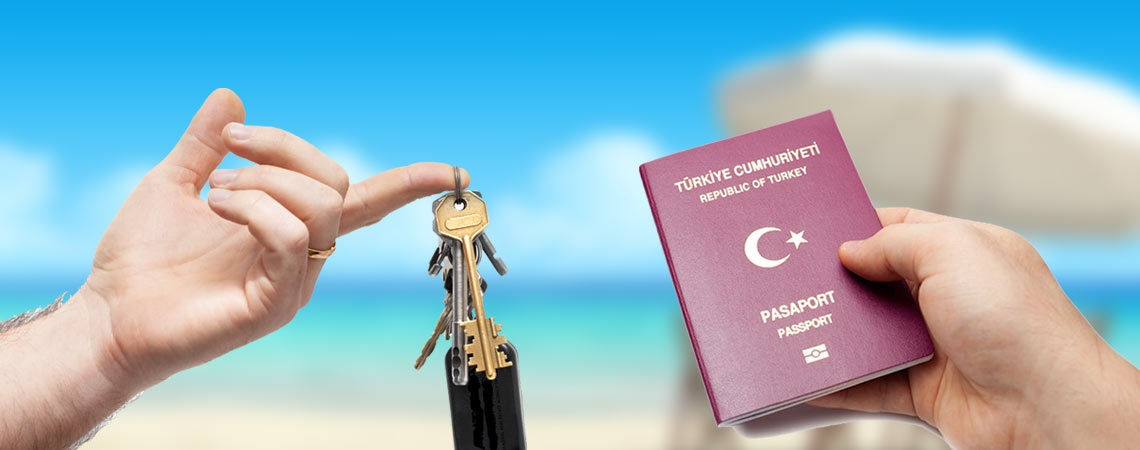 Obtaining Turkish citizenship by purchasing a property