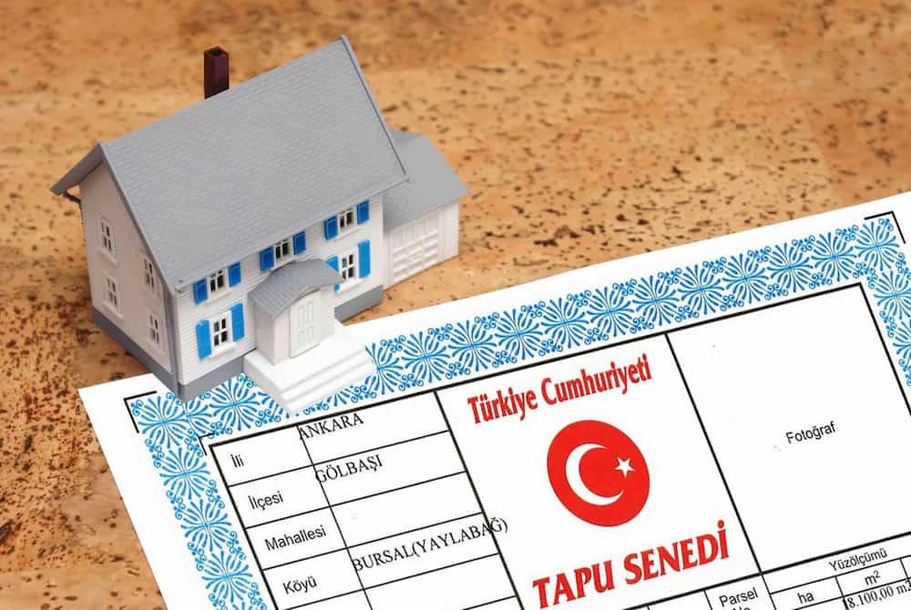 ما هو الطابو في تركيا؟